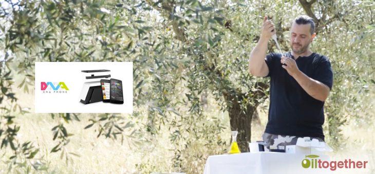 Innovazione nei processi di Produzione dell'Olio Extra-Vergine di Oliva: DNA Phone