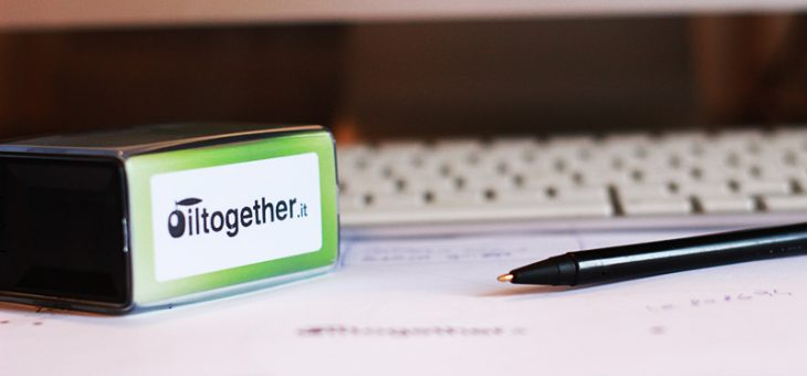 Vi Presentiamo il Nuovo Logo di Oiltogether