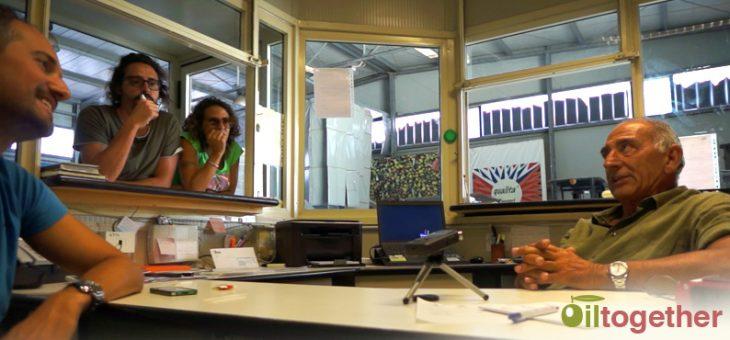 "Incontri: Frantoio D'Alì Ruggeri, ""Best Practices"" + Tradizione = Qualità"