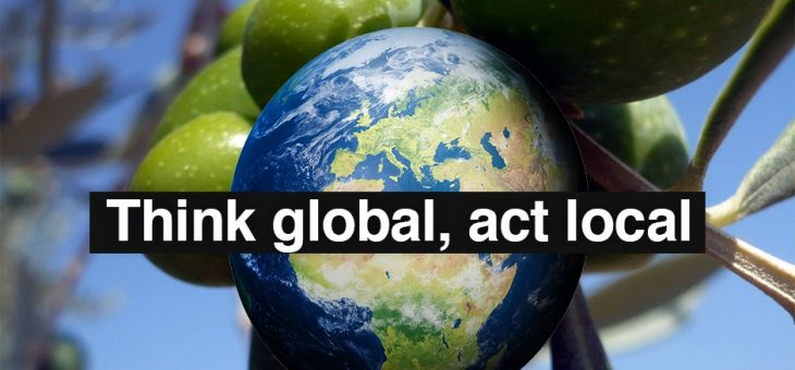 Think Global – Act Local