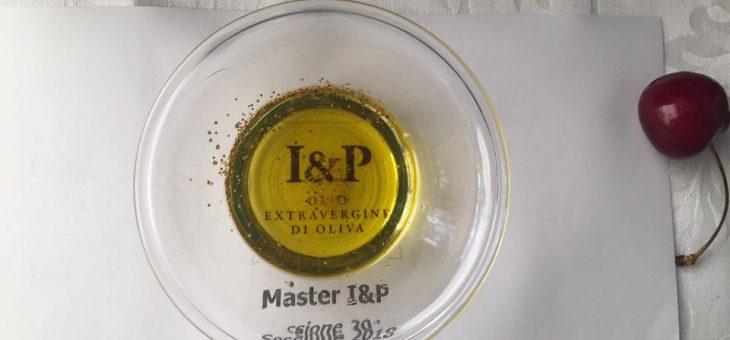I&P – V Master dell'Extravergine di Qualità –